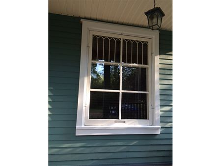 Construction Property | Window Capping