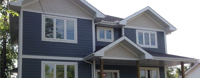 Siding Services In Edmonton All Side Contracting Ltd
