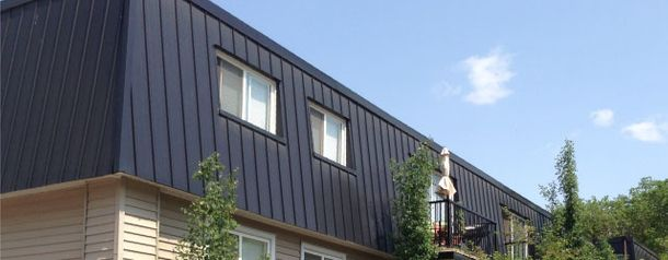 Our Metal Roofing in Edmonton