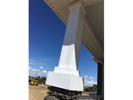 Construction Property | pillar Capping